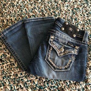 Miss Me Signature Straight Cut Jean